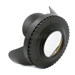 Image 5 - Meikon m67 67mm mergulho olho de peixe lente grande angular dome porta fotografia subaquática câmera lente grande angular porta cúpula