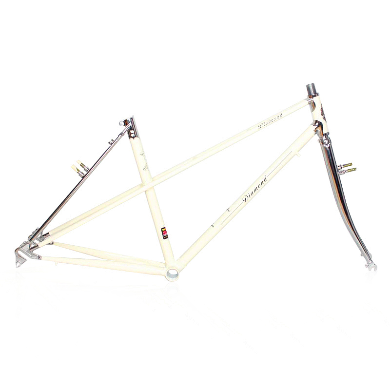 Reynolds 525 Steel Road Bike Frame Copper Plated Frame Diy