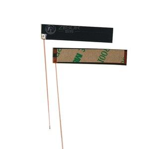 Image 4 - 5pcs 433MHz לורה פנימי אנטנת 433M Omni PCB אנטנה אלחוטי מודול Bluetooth מובנה DTU אווירי Z61 B433HJ5PCB4510