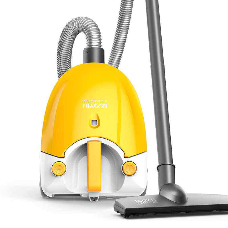 Yili Multifunction Dust Removal Mites Vacuum Cleaner Big Suction Mini Mute Horizontal Carpet Type Vacuum Cleaners Free Shipping electric handheld vacuum cleaner home hand hold carpet floor mute big suction horizontal high power