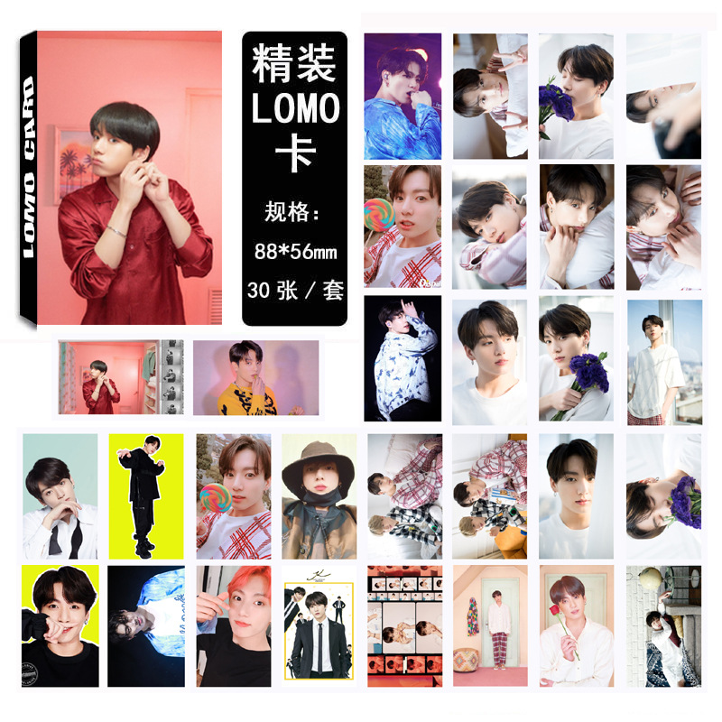 Kpop Seventeen You Make My Day Polaroid Lomo Photo Card New Album Collective Photocard Poster 40pcs Less Expensive Jewelry Findings & Components