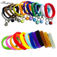 12-pcslots-nylon-dog-cat-collar-distinguish-identity-collar-for-small-puppy-dogs-and-kittens-soft-velvet-12-colors-id-collar-10