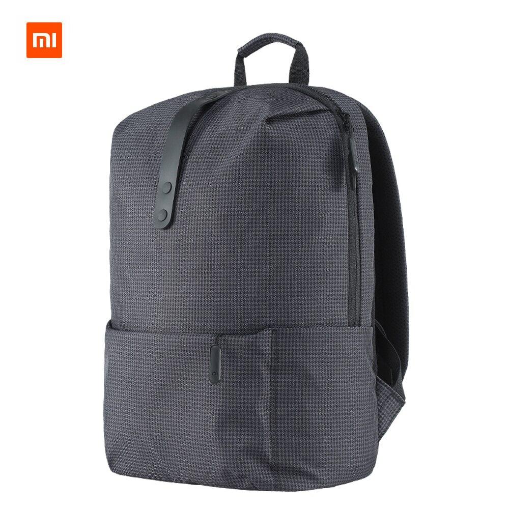 originais xiaomi mi mochila colégio Abacamento / Decoração : Nenhum