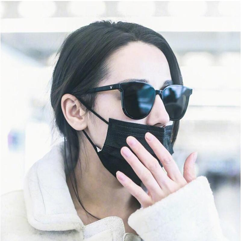 Box Mit Big Flache Sonnenbrille Männer Retro Gleichen 002 004 Absatz Superstar Marke Mode 003 001 2019 Koreanischen Luxus Die Frauen Design qwSISzrX