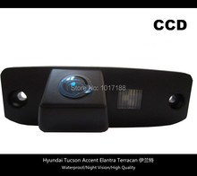 HD!! Car Rear View Parking CCD Camera For Hyundai Elantra Terracan Tucson Accent