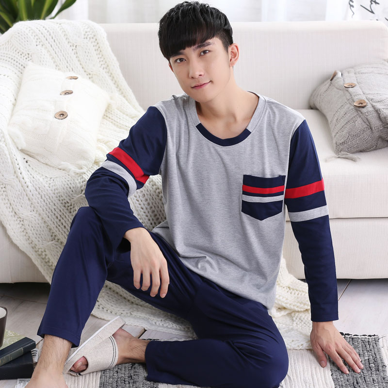 Compare Prices on Mens Pajamas Nightshirt- Online Shopping/Buy Low ...