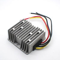 High power! DC DC Boost converter 12V(9 17V) to 19V 15A 285W for electric vehicle