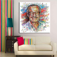 Marveles Superheroes Quotes Canvas Painting Prints Bedroom Home Decor Artworks Modern Wall Art Oil Posters Pictures HD