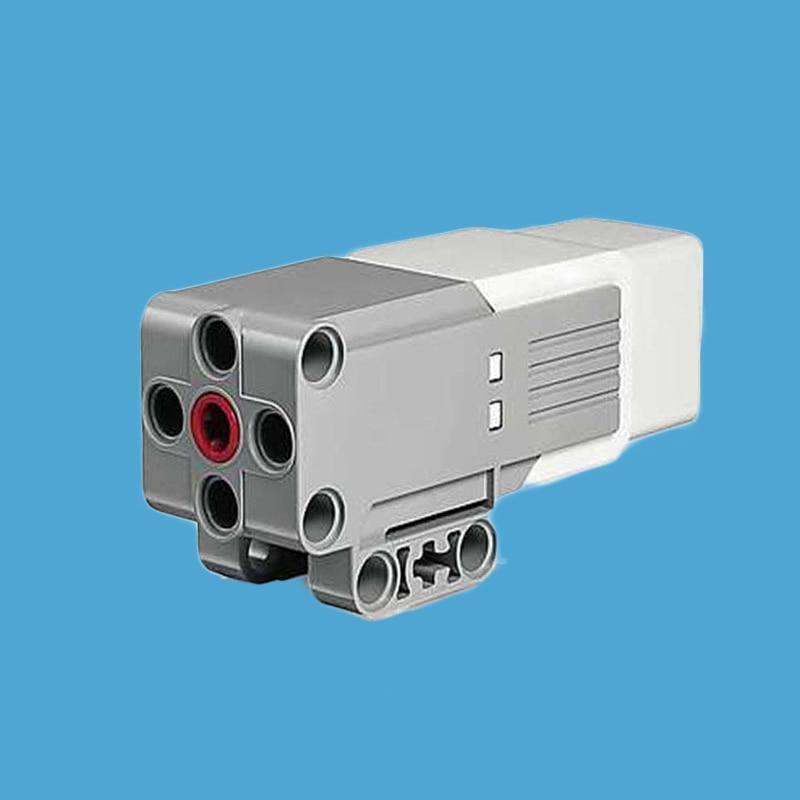 1 PIECE TECHNIC POWER FUNCTIONS PARTS EV3 MEDIUM SERVO MOTOR PARTS FIT FOR EV3 & WEDO2.0 ROBOTBIT ROSBOT BLOCKS DIY TOYS GIFTS