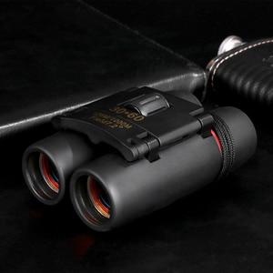 Image 4 - Открытый Туризм Путешествия ночное видение широкоугольный окуляр профессиональный телескоп складной бинокль с низким освещением ночного видения