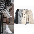 High Street Justin Bieber Cool Flying Squirrel Shorts Men Fear of God Brand Summer New Fashion Sagging Fog Harem Shorts XL