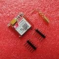 1 pcs Menor Módulo GSM GPRS SIM800L MicroSIM Cartão Placa de Núcleo Quad-band Porta Serial TTL