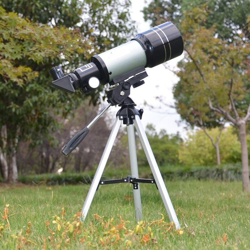 F30070M  LAMOST 150X Monocular Space  Astronomical binoculars Telescope (300/70mm) visionking 150750 150 750mm 6 equatorial mount space reflector astronomical telescope