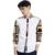 Africano de impresión de manga larga camisa de los hombres de la manera del remiendo diseño dashiki camisetas personalizadas áfrica clothing