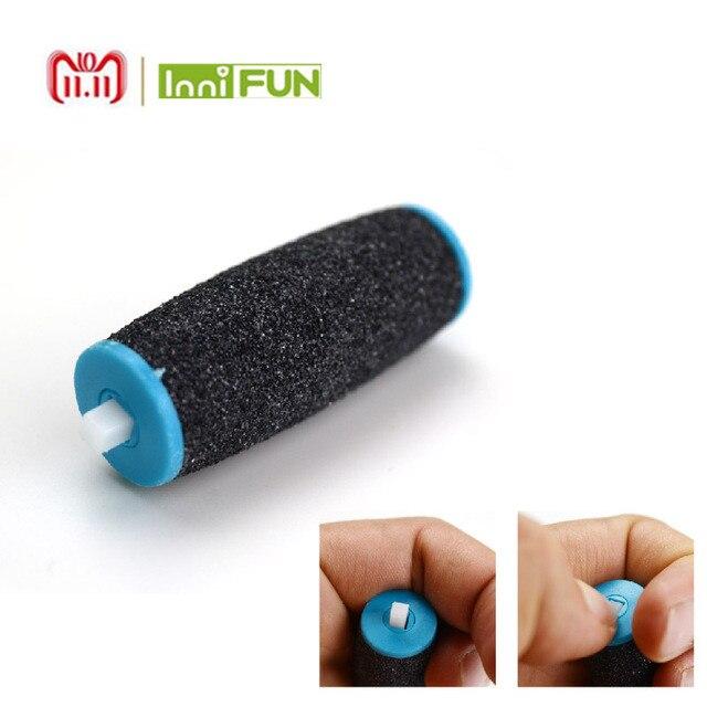 Blau 4 Stücke Für Sholl Seidige Elektrische Reparatur Fuß Maschine Peeling Für Pediküre Gerät Zu Ersetzen Sand Schleifkopf Haut Pflege Werkzeuge