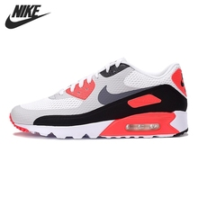 Original New Arrival 2016 NIKE AIR MAX 90 Men's Low Top Breathable Running Shoes Sneakers(China (Mainland))