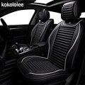 Чехол для автомобильного сиденья kokoleee для ford focus 2 3/2009/2010/2011/2012/2013/2014/2015/2016/2017/2018