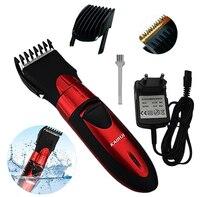Pro Electric Hair Clipper Rechargeable Hair Trimmer Hair Cutting Machine To Haircut Beard Trimer Waterproof HC001