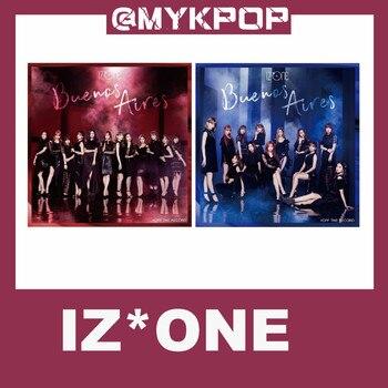 [MYKPOP]~100% OFFICIAL ORIGINAL~  IZONE Buenos Aires, Album CD+DVD - SA19070401