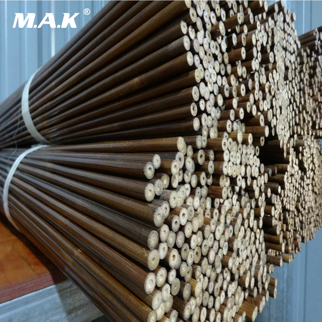 High Quality 10/20/40pcs 84cm Bamboo Arrow Shaft with OD 7.5mm 8mm 8.5mm DIY Bamboo Arrow Archery Arrows For Hunting