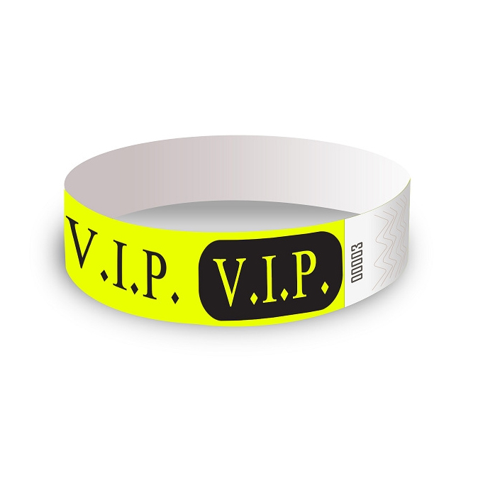 custom paper wristbands Order custom wristbands in tyvek, plastic, and cloth styles from eventwristbands com for parties, festivals, holidays, bars and venues.