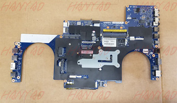 CN-0GFWM3 GFWM3 For Dell Alienware M17X R3 Laptop Motherboard ddr3 LA-6601P 100% tested for hp 8540p 8540w laptop motherboard 595764 001 la 4951p motherboard ddr3 free shipping 100