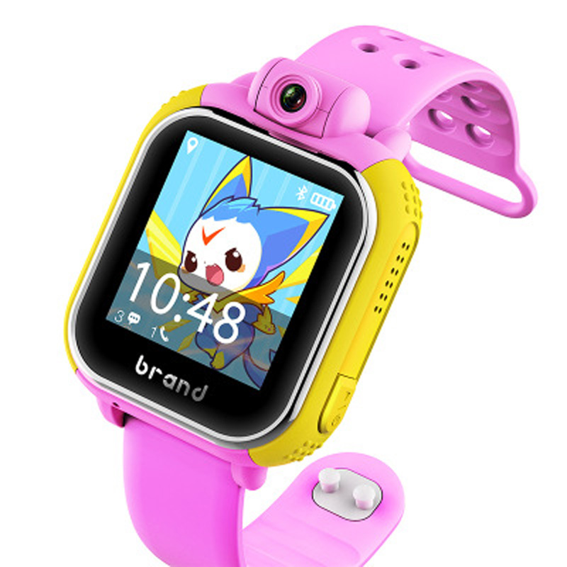 Q730 3G baby Smart watch 1.54 inch LBS WIFI Tracker Anti-Lost Alarm SOS call connection phone With Camera kids smart gps watch цена