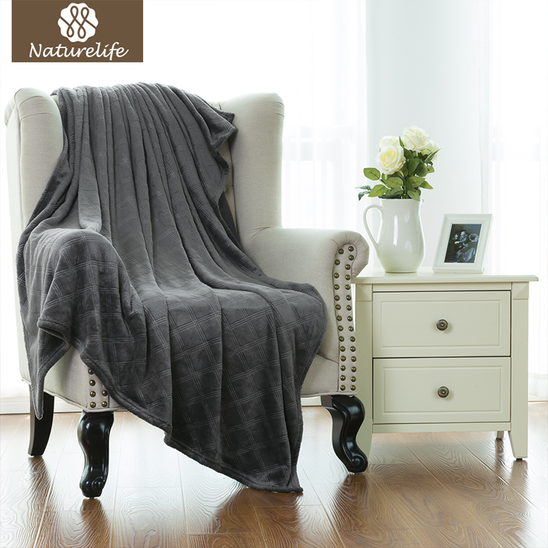 Naturelife Embossed Flannel <font><b>blanket</b></font> fleece airplane <font><b>blankets</b></font> sofa travel throws soft flannel fleece <font><b>blanket</b></font> Queen manta sirena
