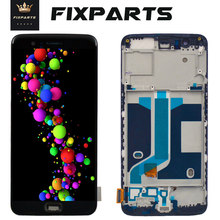 100% Tested Oneplus 5 LCD Display Screen Touch Panel Complete Assembly A5000 Five Digitizer Display+ Frame+Tools