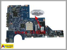 original For HP DA0AX2MB6E0 / 592808-001 g62 cq62 g42 cq42 system motherboard 100% Test ok