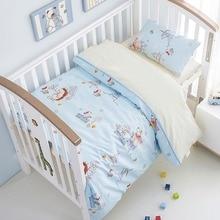 3 pcs set Baby Bedding Set Including Duvet Cover Pillowcase