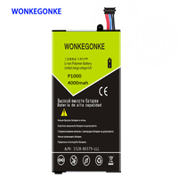 WONKEGONKE SP4960C3A For Samsung Galaxy Tab P1000 P1010 GT P1000 Tablet Battery Batteries|Mobile Phone Batteries| |  -