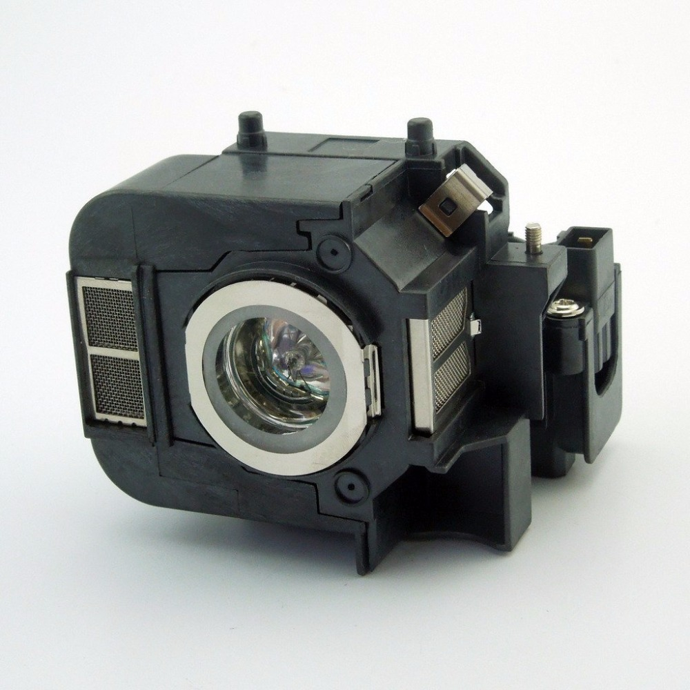 Replacement ELPLP54 V13H010L54 Projector Lamp with Housing for EPSON EX31 EX71 EX51 EB S72 EB X72