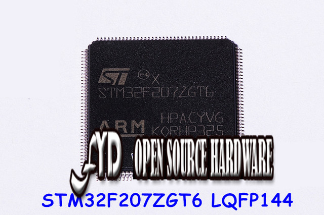 STM32F207ZGT6 LQFP144 IC componentes profesionales con un único auténtico original!