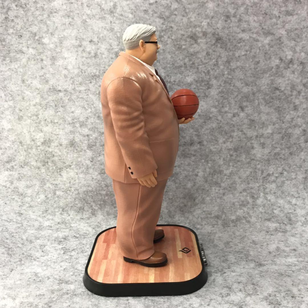 Anime Slam Dunk Shohoku Anzai Mitsuyoshi 21cm PVC Figure