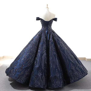 Image 4 - J66661Jancember Ball Gowns Women Quinceanera Dresses Sweetheart  Off The Shoulder Pattern Lace Up vestidos quinceañ рокли за бал