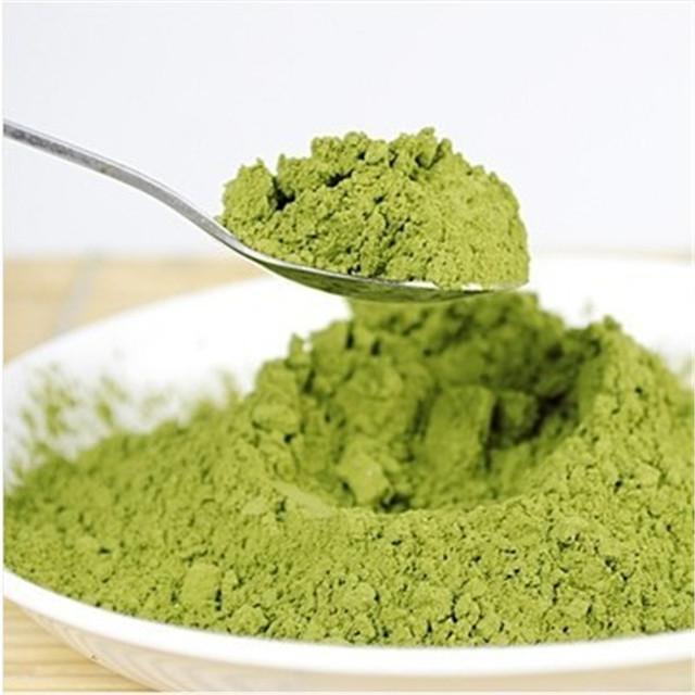 C-TS041 Premium 500g China Matcha Green Tea Powder 100% Natural Organic Slimming Matcha Tea Weight Loss Food Powder Green Tea