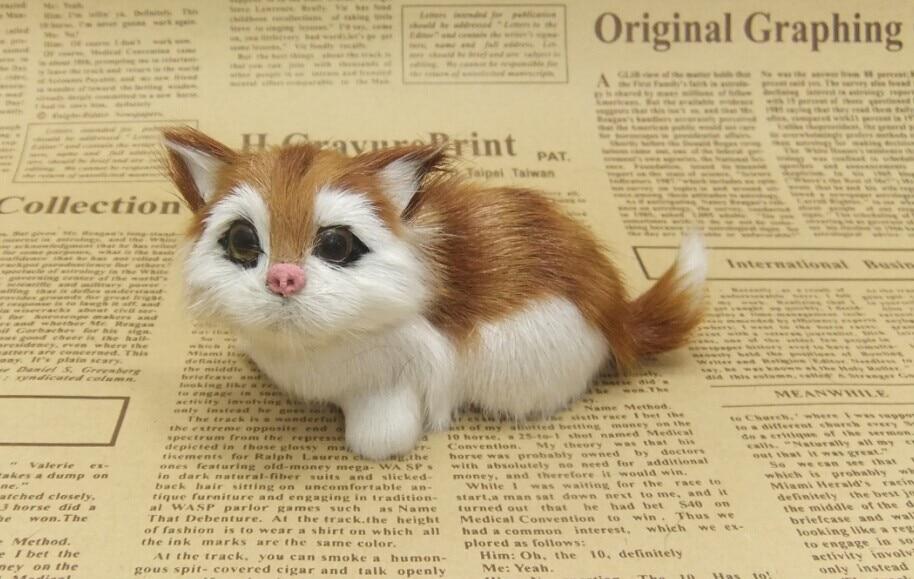 Zestaw czterech kotów, dział emulatorów rekwizytów - Wystrój domu - Zdjęcie 2