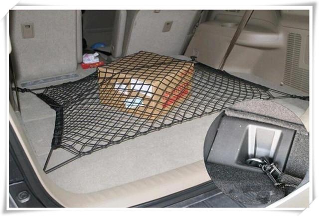 Auto Accessoires 4 Haken Kofferbak Bagagenet Voor Mercedes