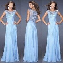 Yeni 2016 Yaz Elbise Robe Seksi Casual Vintage Uzun Dantel elbise Chiffion Zarif Maxi Elbise Hanım Parti Elbiseler Vestido de festa