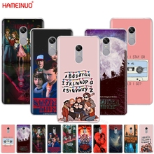 HAMEINUO stranger things Cover phone Case for Xiaom