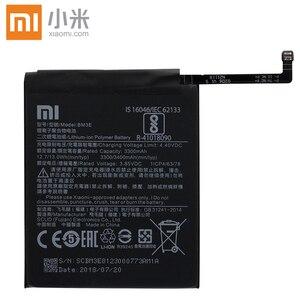 Image 3 - Xiao Mi batterie de téléphone dorigine BM3E pour Xiaomi Mi 8 Mi8 M8 réel 3400mAh haute qualité remplacement batterie outils gratuits
