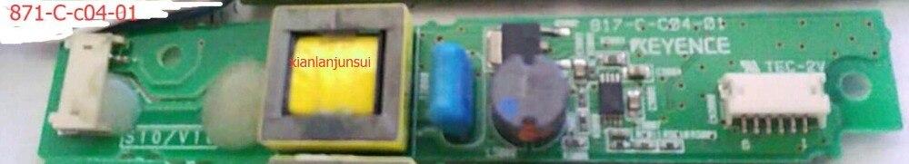 LCD high voltage strip KEYENCE  817-C-C04-01 InverterLCD high voltage strip KEYENCE  817-C-C04-01 Inverter