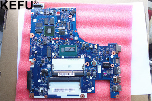 High quanlity Laptop <font><b>Motherboard</b></font> Fit For <font><b>Lenovo</b></font> <font><b>Z50</b></font>-<font><b>70</b></font> ACLUA/ACLUB NM-A273 system Mainboard i7-4510u image