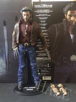 12 Wolverine X Men Origins Marvel Avengers 1/6 Action Figure Hot Toys new
