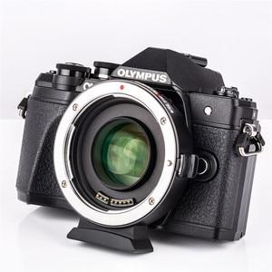 Image 5 - Viltrox EF M2 II Focal Reducer Booster Adapter Auto fokus 0,71 x für Canon EF mount objektiv M43 kamera GH5 GH4 GF7GK GX7 E M5 II