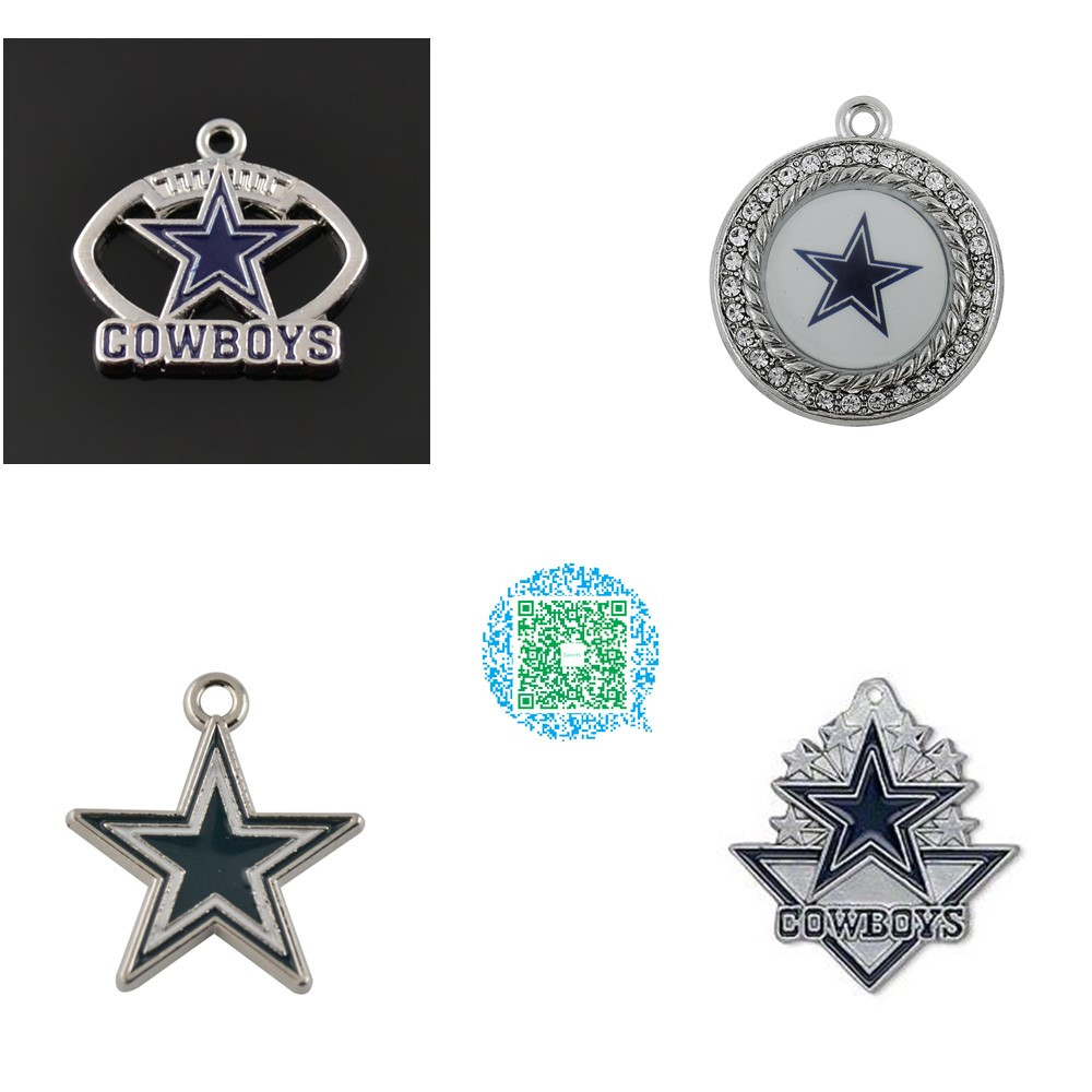 Buy skyrim football charm dallas cowboys for Jewelry stores in dfw area