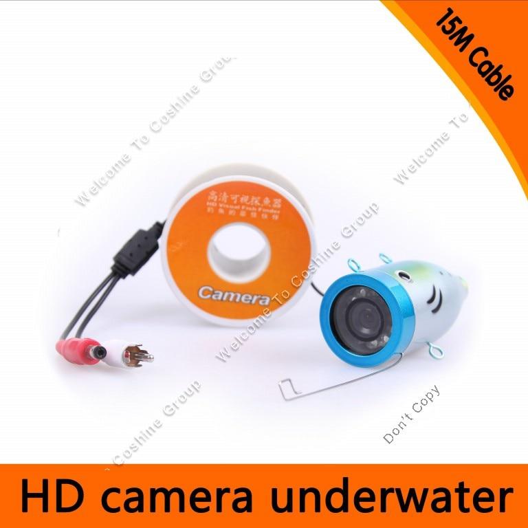 15M/30M Waterproof Underwater Ocean/ICE fishing Camera Part 12pcs White Led lights for Eyoyo Fish Finder boegli m 30