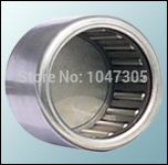 BK1816 Drawn cup caged Needle roller bearings 55941/18 with closed end the size of  18*24*16mm