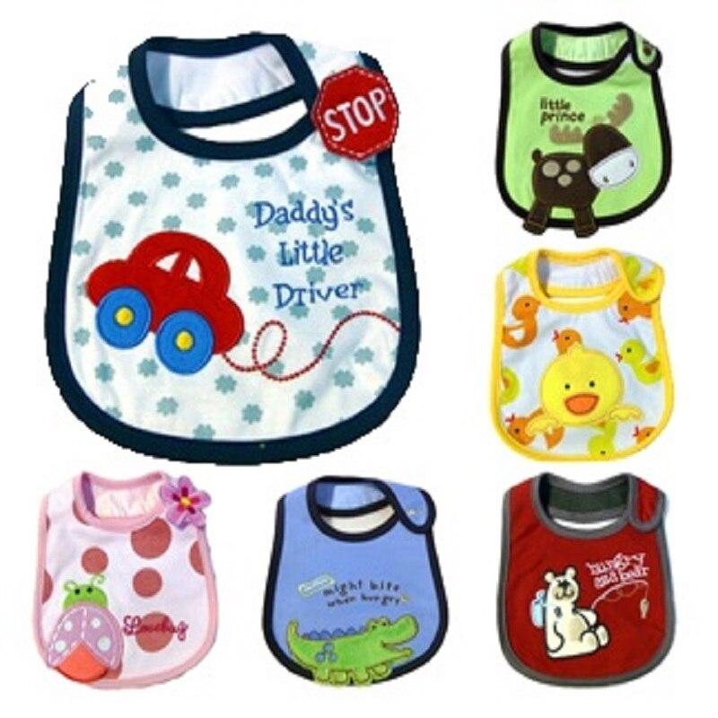 51d369ce426de Hooyi ملابس الطفل المرايل منشفة عصابات babador الوليد الرضيع تقطر مريلة  والتجشؤ babet للماء